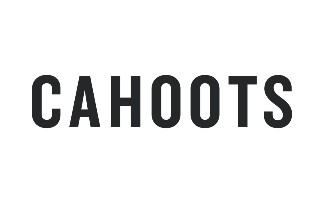 Sponsor Showcase: Cahoots